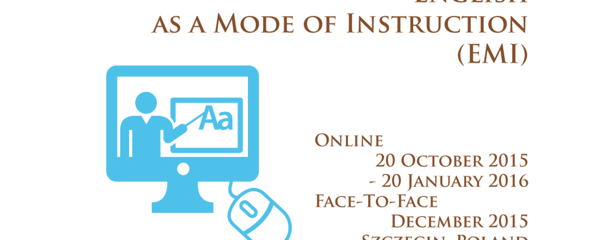 Teaching for Quality: English as a Mode of Instruction (EMI)